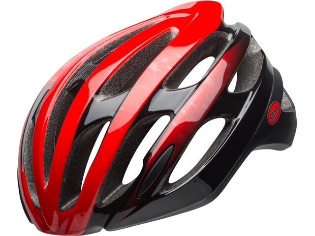 Bell Falcon MIPS Cykelhjelm rød/sort